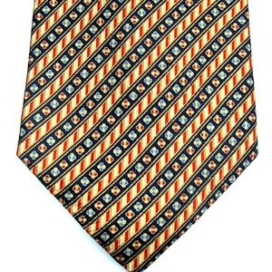 Stefano Ricci Men's Striped Silk Tie